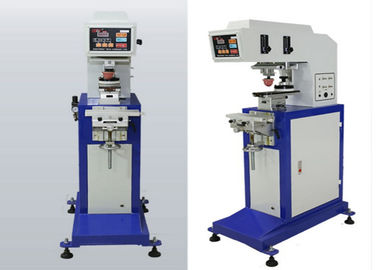 Cina Plastic Bottle Cap Automatic Single Pad Printing Equipment With Two Head pemasok