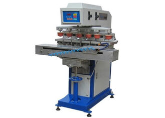 Cina 5 Bar Pad Print Machinery Gravure Plate Type Bill Automatic Pad Printer pemasok