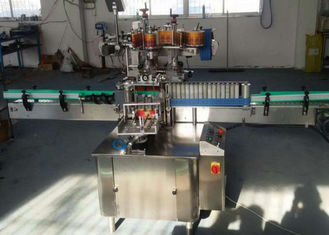 Cina High Speed Automatic Labeling Machine , Automatic Label Pasting Machine pemasok