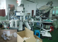 Cina Caps / Closures Fully Automatic Assembly Line For Plastic Industry distributor