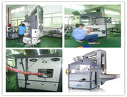 Terbaik Cylindrical Screen Print Machine for Single Color Caps , Dia Φ15mm - Φ60mm for sale